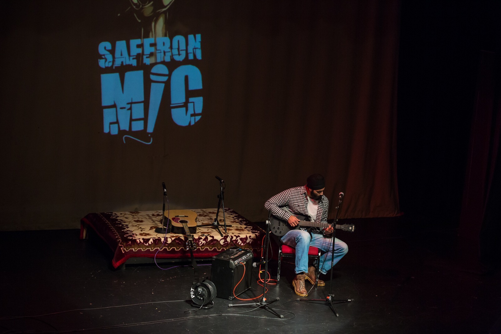 SAFFON MIC 4 - Shatter the Illusion